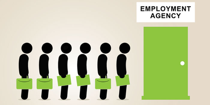 Advantages of hiring employees through a recruitment agency