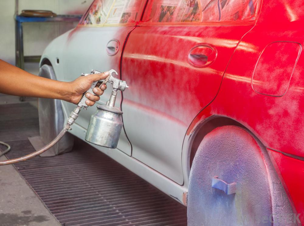 Know the basics of choosing a car paint service