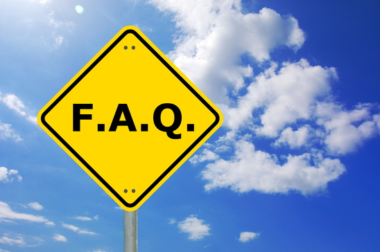FAQ's about Signage