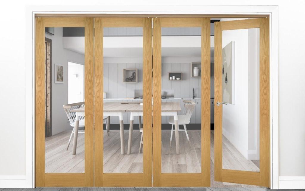 Pros of sliding doors
