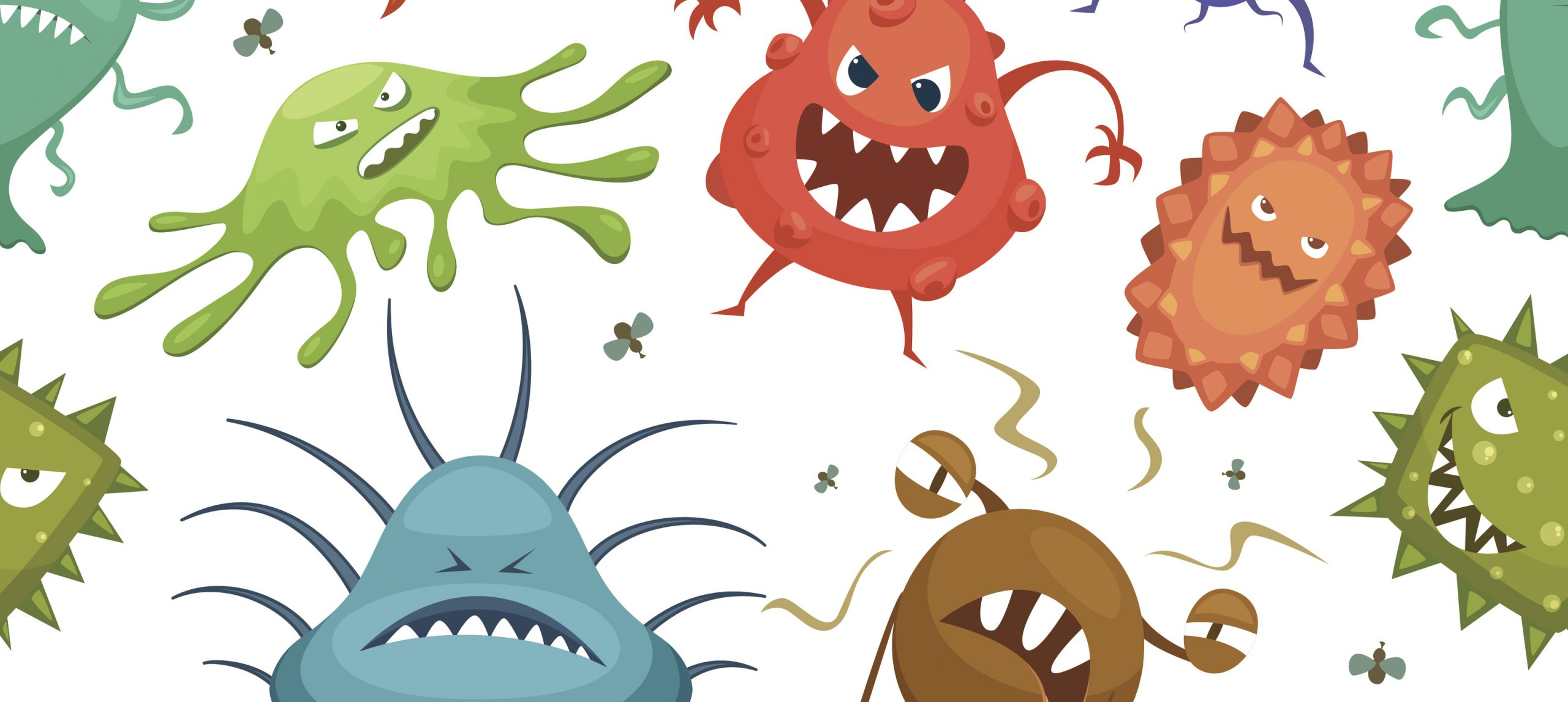 The importance of disinfectants